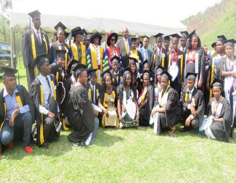 UNSB's 1st Graduation Ceremony in pictures.